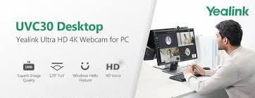 Yealink UVC30 4K USB Camera